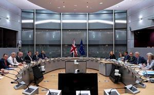 Optimismo de los negociadores del 'brexit' a un mes de la ruptura