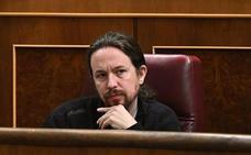 Iglesias responde a Sánchez: «Puede cambiar su colchón, pero no faltar al respeto»
