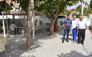 Finalizadas las obras de accesibilidad y mejoras del hogar del jubilado de Torre de Benagalbón