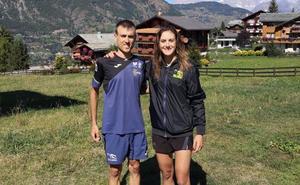 Pablo Guerrero y Natalia Fischer, bazas malagueñas en el Mundial de ciclismo de montaña