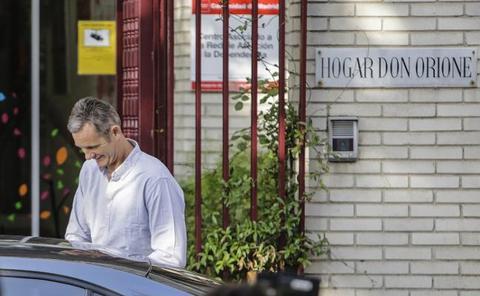 La Fiscalía recurre el permiso de salida de Urdangarin para hacer voluntariado