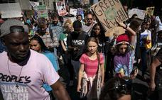CLAMOR MUNDIAL POR LA TIERRAMiles de jóvenes secundan la marcha internacional en defensa del clima