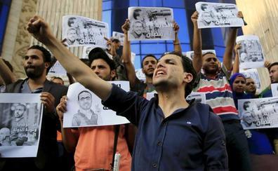 La plaza Tahrir grita «El-Sisi, fuera»