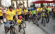 San Pedro celebra el Día del Pedal en beneficio de las ampas municipales