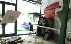 Piden más de 80 años de cárcel para dos acusados de reventar diez cajeros en Málaga