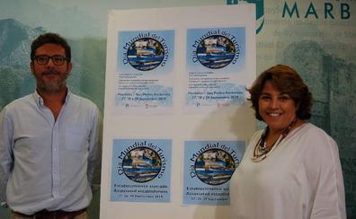 El Día Mundial del Turismo en Marbella se celebrará durante cuatro jornadas