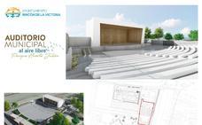 Rincón de la Victoria saca a concurso las obras de un auditorio al aire libre con capacidad para mil espectadores
