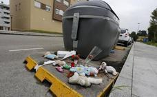 Detenida una pareja de Gijón por el crimen del bebé hallado en un contenedor