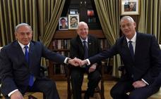 Israel avanza hacia un gobierno de unidad