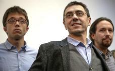Monedero acusa a Errejón de dividir tras la decisión de Más Madrid de presentarse el 10-N