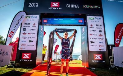 Rubén Ruzafa gana el XTerra de China