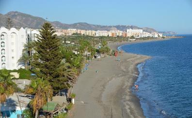 Nerja reactiva los trámites para impulsar el paseo marítimo de El Playazo