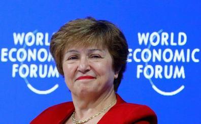 Georgieva, nueva directora del FMI con la «prioridad inmediata» de «minimizar el riesgo de crisis»