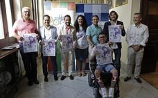 El actor Salva Reina vuelve a apadrinar este domingo la V Carrera Solidaria Aefat de Málaga