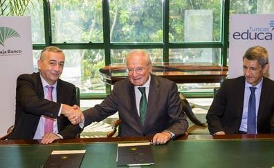 Unicaja renueva su acuerdo con Funcas para mejorar la educación financiera