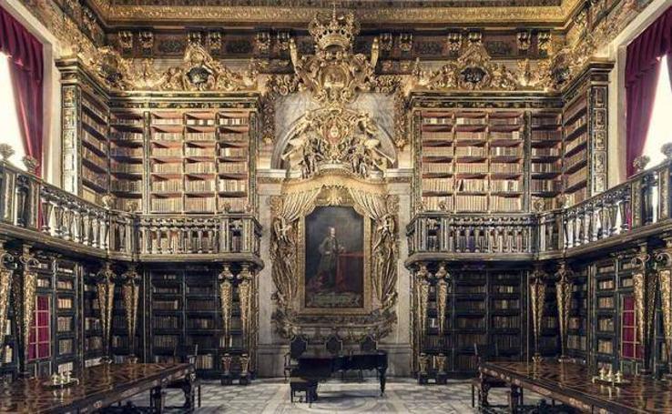 Impresionantes bibliotecas que vale la pena visitar