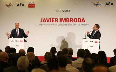 Javier Imbroda: «La revolución educativa tiene que partir desde los claustros de profesores»