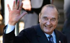 Fallece el expresidente francés Jacques Chirac, ave fénix de la derecha