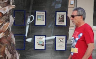 El alquiler de una vivienda en Málaga cuesta de media 615 euros