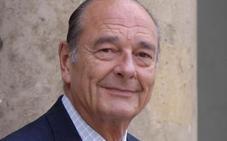 Jacques Chirac, un hombre de Estado