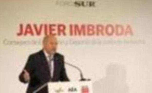 Foro SUR con el consejero de Educación y Deporte, Javier Imbroda