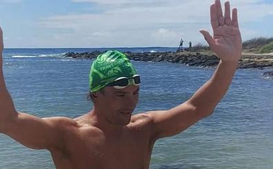 Jongeneel: «Ha sido una lucha total contra el océano»