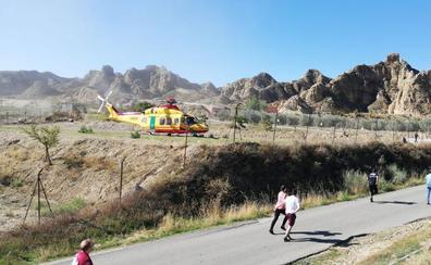 Fallece uno de los dos heridos en la explosión de una pirotecnia de Granada