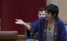 Teresa Rodríguez propone a Podemos, Más País e IU concurrir juntos a las generales con la marca Adelante Andalucía