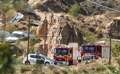 Fallece el segundo trabajador herido en la explosión de la pirotecnia de Granada