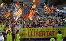 El juez asegura que los CDR detenidos fueron enlace entre Torra y Puigdemont