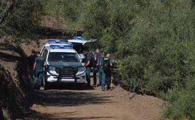 La Guardia Civil usa drones en la búsqueda de Dana Leonte