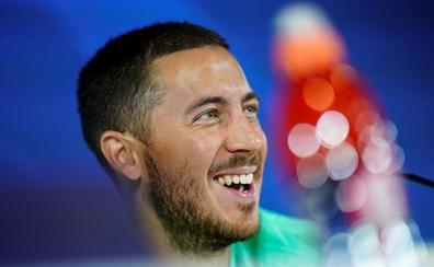 Hazard: «Tengo que demostrar que puedo ser el mejor del mundo»
