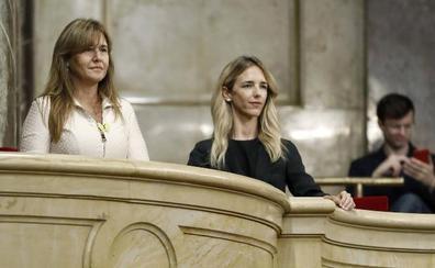 Casado cuestiona la credibilidad del discurso del Gobierno en Cataluña