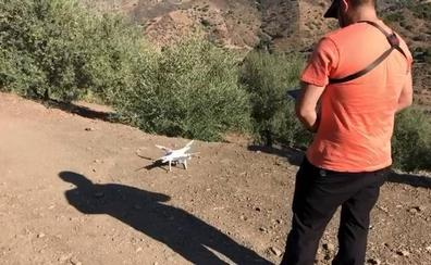 Vídeo | Así son los drones que la Guardia Civil usa en la búsqueda de Dana Leonte