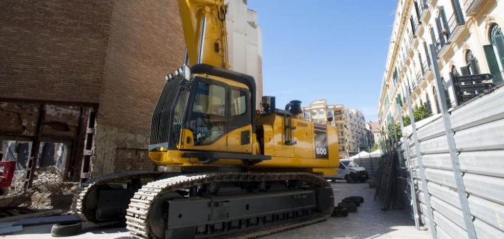 La demolición final del Astoria empezará este jueves y durará ocho días