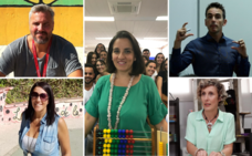 Otra manera de enseñar: así son los malagueños que optan a ser mejor docente de España