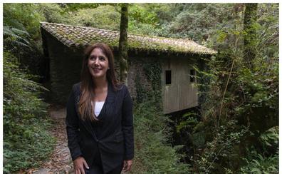 Dolores Redondo: «Me aterra lo que escribo y me causa pesadillas»