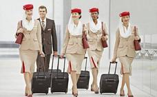La aerolínea Emirates seleccionará en Málaga tripulantes de cabina el próximo día 14