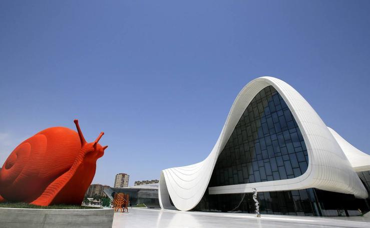 Las diez maravillas modernas en la arquitectura de los museos