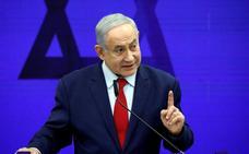 Netanyahu se juega su futuro político ante la Fiscalía