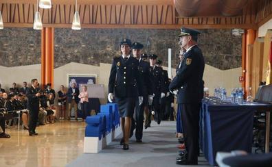 El orgullo de servir por la libertad brilla en el día de la Policía Nacional