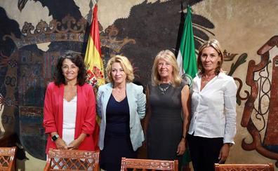 Marbella busca apoyo en la Junta para crear una nueva escuela de hostelería