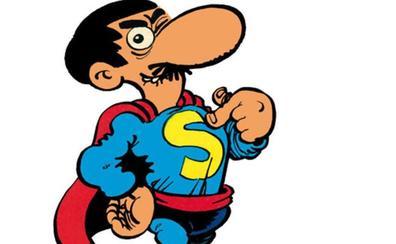 Superlópez regresa al cómic para luchar contra el acoso escolar