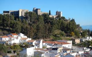 Los castillos 'escondidos' de la Sierra de las Nieves