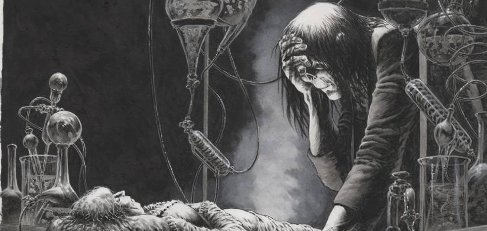 Humanidad a ojos de Frankenstein