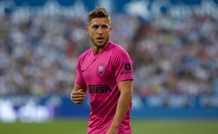 Las mejores imágenes del Zaragoza 2-2 Málaga