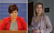 Carmen Lizárraga y Esperanza Gómez, las candidatas de Errejón por Málaga y Sevilla