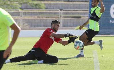 Munir, la cuarta baja confirmada por el 'virus FIFA' ante el Cádiz