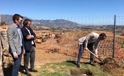 Una nueva promoción urbanística permitirá contratar a 200 personas en La Cala de Mijas