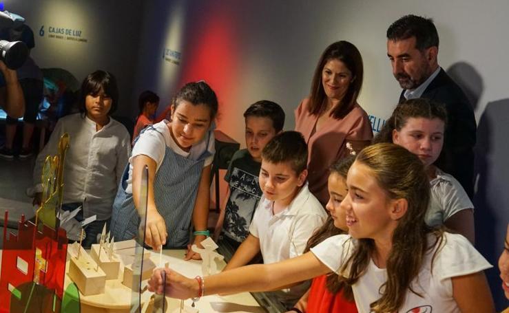 Así es el nuevo espacio joven del Pompidou: 'Linterna mágica'